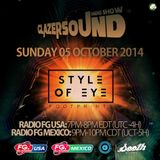 Glazersound Radio Show Episode #56 Special Guest Style Of Eye