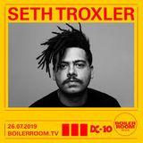 Seth Troxler - Live @ Boiler Room Ibiza DC-10 [07.19]