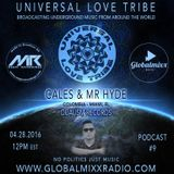 Universal Love Tribe #9 - Cales & Mr Hyde (Colombia)