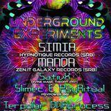 Slimec b2b PsyRitual @ Underground Experiment / Laboratory Lab 23.02.19