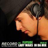 Flip5ide GuestMix on Lady Waks RadioShow @ Radio Record