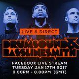 Drumsound & Bassline Smith - Live & Direct #21 [17-01-17]