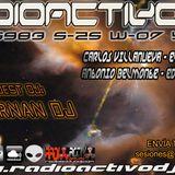 RADIOACTIVO DJ 07-2017 BY CARLOS VILLANUEVA