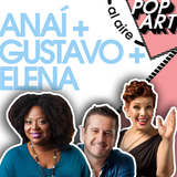 ⚡PopArt junto a Anaí Padilla Official, Gustavo Mayer Ferreira y Elena Romero⚡