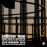 Groovin' High Radio #16 @HoxtonFM