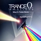 Trance Emotions March Selections mixed by Xyddhartha (In The Club)
