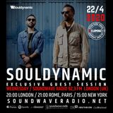 AfterDark House with kLEMENZ (24/4/2020) guests: SOULDYNAMIC