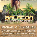 Balaton Open Air 2015 Warm Up Mix