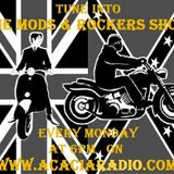 Acacia Radio's 'Mods and Rockers' show 8 August 2016