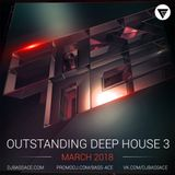 Bass Ace - Outstanding Deep House Vol.03 [Clubmasters Records Artist]