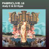 FABRICLIVE 18: DJ Hype 30 Min Radio Mix