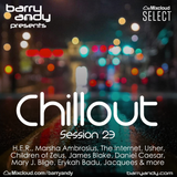 #ChilloutSession 23 / #RnBSoulShow 09-Feb-18