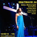 HEATWAVE! 24 @ AntenaZero
