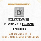 Intrinsic - RTP @ Take 5 Cafe Bristol Promo Mix