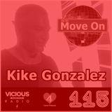 Move On // 115 // Kike Gonzalez