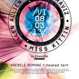 Ellen Allien @ The Mission,Arenele Romane (Romania) (08-03-2013)