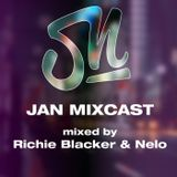 January Mixcast  by Richie Blacker and Nelo