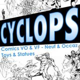 Bédéciné 2016, les comics avec Steve de Librairie Cyclops de Strasbourg
