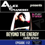 ALEZ Piranessi - Beyond the energy 112 (What ever forget vol.1)