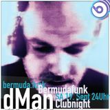 Dman @ Bermudafunk Clubnight 19.9.2015