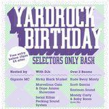 Big Chill Presents: Yardrock
