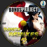 NICOLAS ESCOBAR - BONUS PROJECT VOL 2 (DANCE REMIXES)