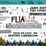 FLIA 7 y 8 /11-DonDieguitoTito y la alimentación natural -volvió JuanXiet-música x DestinoLiberación