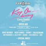 Shonky - Live @ Pyramid Keep on Dancing at Cova Santa (Ibiza, ES) - 05.06.2018