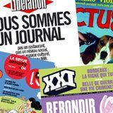 Les formes nouvelles du journalisme - A Dugrand, J.-P. Perrin, M. Le Bris...