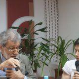 Розмова з психоаналітиком Луїджі Дзойєю (Італія) на тему «Колективна параноя» (Київ, 24.06.2016)