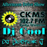 Afternoon Drive CKMS 102.7 FM - Dj Cool & Dj Doctor J