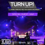 EDMCR - Turn Up! 021 (Special Guest: Xavi) - 26-May-2017
