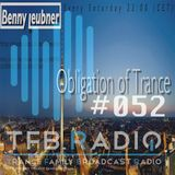 Podcast - Obligation of Trance 052