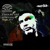 Omid 16B – TREEHOUSE (Miami) August 2015