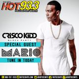 CRISCO KIDD BLOCK PARTY INTERVIEW WITH MARIO