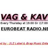 Ghetto Groove Sounds - Eurobeat Radio 08 | 06 | 17