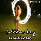 Sunrise+Set for Freedom Day - an old school mix - by Farpsyd