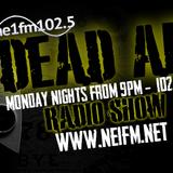 Dead Air - Monday 13th November 2017 - NE1fm 102.5