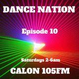 DANCE NATION CALON 105FM Episode 10