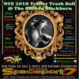 KALI HiFi with Spaceport7 @ NYE Trailer Trash Ball, The Bureau Blackburn