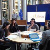 Wunder Parlement • Europhonica — Avec Christine REVAULT D'ALLONNES BONNEFOY — le 11.5.2016