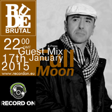 RudeBrutal - Full Moon (X-Press Guest Mix For RECORDON)
