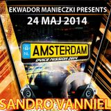 AMSTERDAM DANCE MISSION 2014 vol.3 Duża Sala/Sandro Vanniel