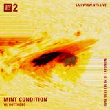 Mint Condition w/ Hotthobo - 29th October 2018