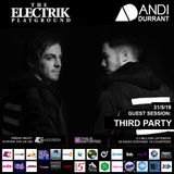 Electrik Playground 31/5/19 inc. Third Party Guest Mix