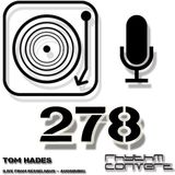Techno Music   Rhythm Converted Podcast 278 with Tom Hades (Live from Kesselhaus - Germany)