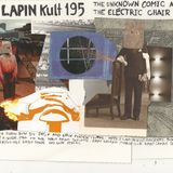 LAPIN KULT 195 THE UNKNOWN COMIC AND THE ELECTRIC CHAIR