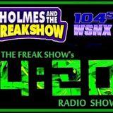 FreakShow 420 Show - DJ L.A. Mini 420 Mix (2013)