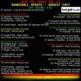 run the track vol 24... dancehall update august 2017