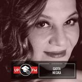 Η Γιώτα Νέγκα στον UP FM